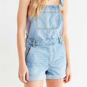 Urban Outfitters BDG Overall Shorts